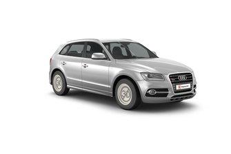 Audi SQ5 Sport Utility Vehicle