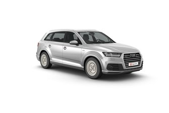 Audi Q7 Sport Utility Vehicle