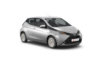 Toyota Aygo Compact