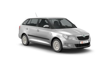 Skoda Fabia Scout Estate