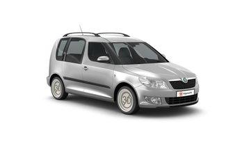 Skoda Roomster Mini MPV