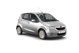 Opel Agila Minivan