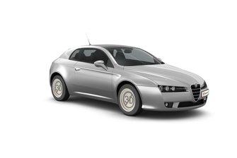 Alfa Romeo Brera Coupé deportivo
