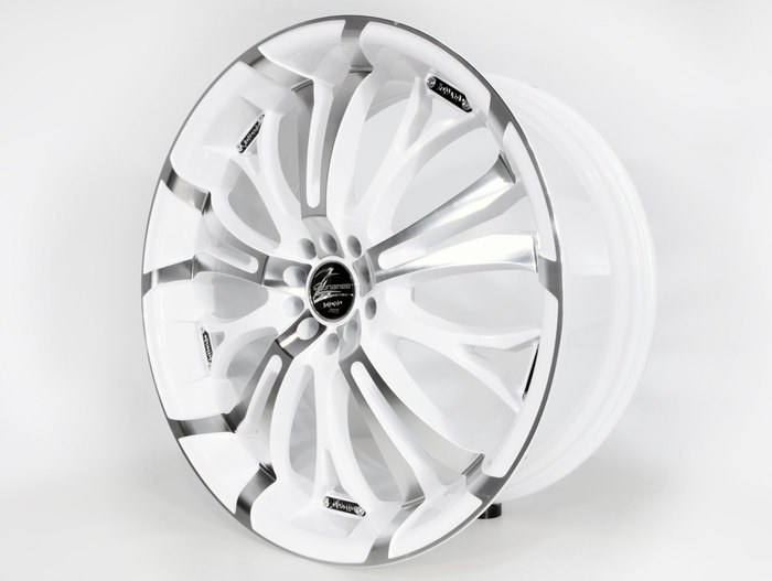 Barracuda Tzunamee Racing-White