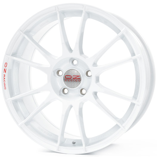 OZ Ultraleggera HLT Race White