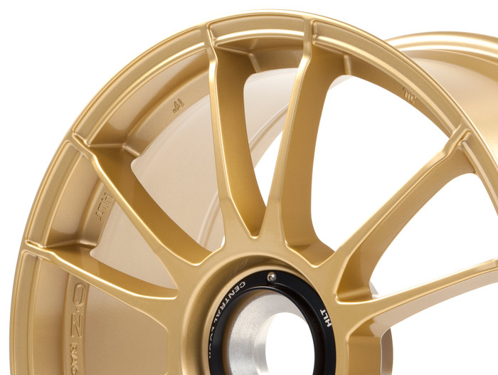 OZ Ultraleggera HLT CL Race Gold