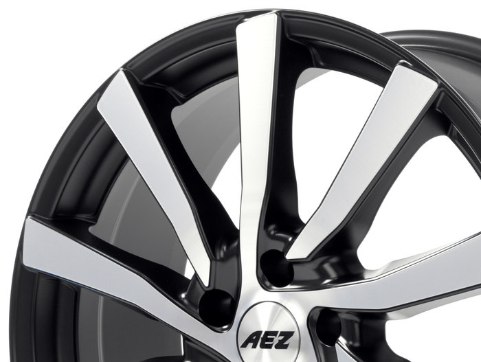 AEZ Reef Black matt/polished