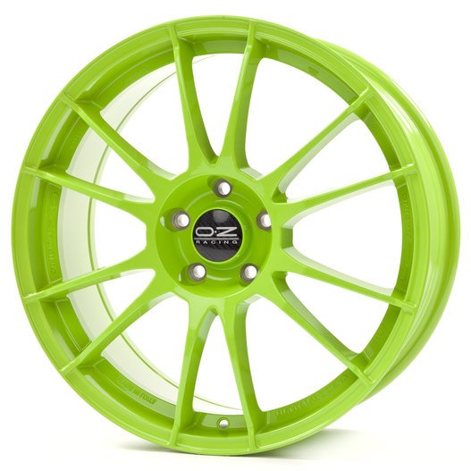 OZ Ultraleggera HLT Acid Green