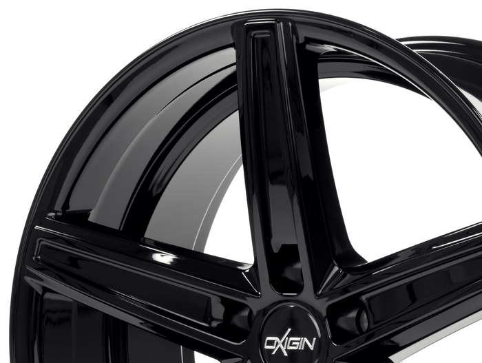 Oxigin 18 Concave HD Black