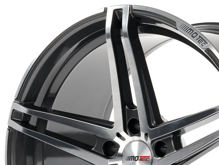 Motec Xtreme Dark Grey polished