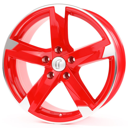 Rondell 01RZ Racing Rot poliert