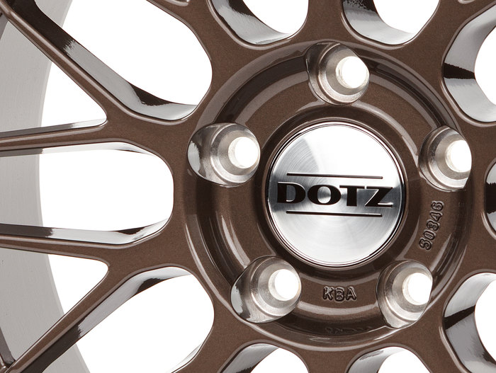 Dotz Revvo Bronze/polished lip