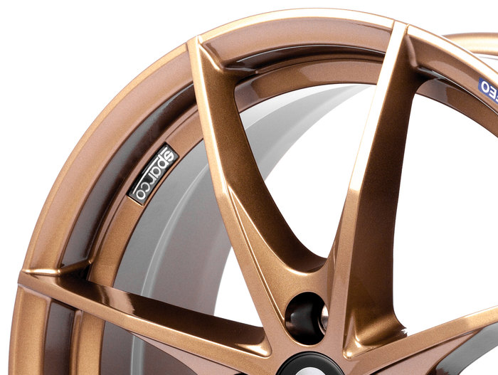 Sparco Trofeo 4 Gloss Bronze