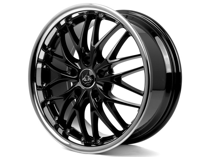 Barracuda Voltec T6 Highgloss-Black inox lip