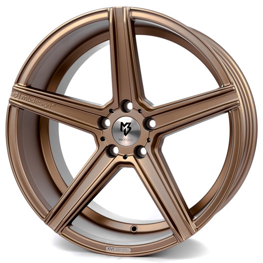 MB Design KV1 DC Bronze hell