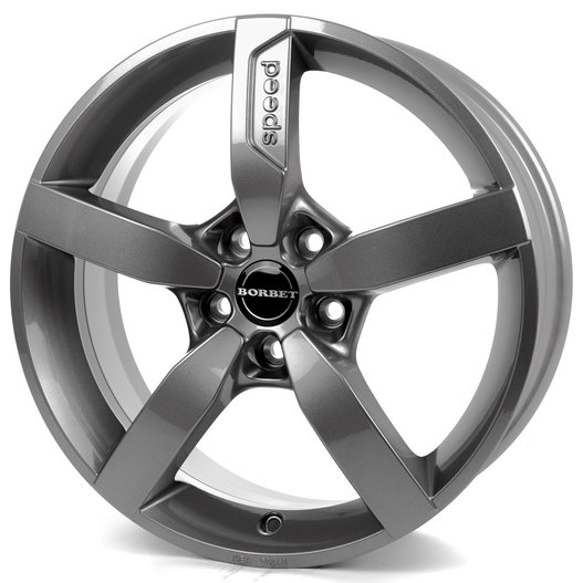 Borbet T1 metal grey
