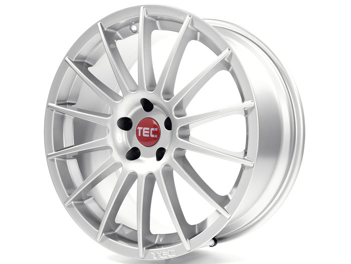 Tec Speedwheels AS2 Kristall silber