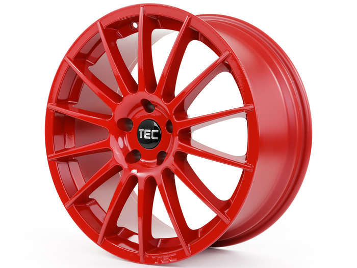 Tec Speedwheels AS2 tornado rot
