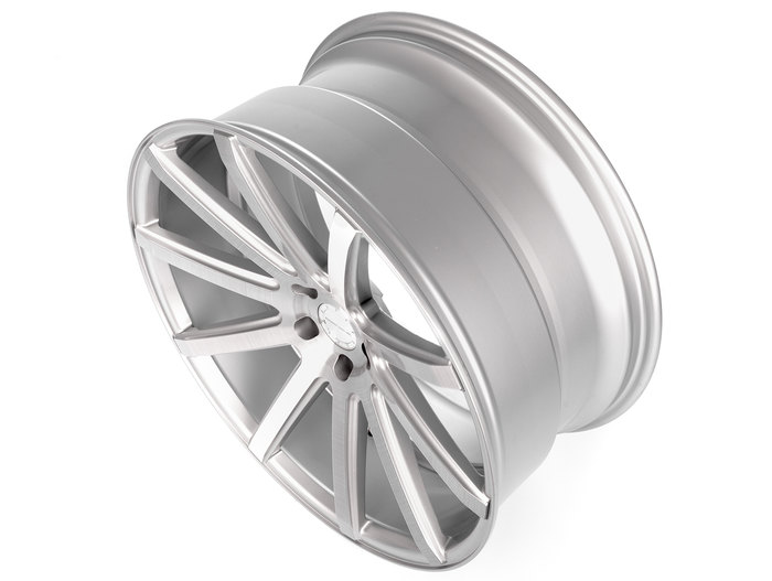 Corspeed Deville Silver-brushed-Surface