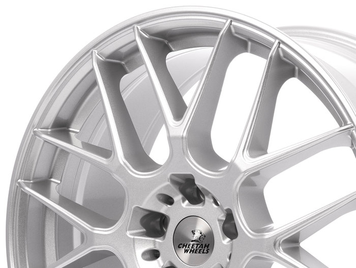 Cheetah Wheels CV3 silver