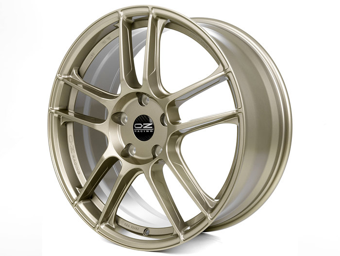 OZ Indy HLT White Gold